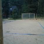 Boisko do siatkówki / piłki nożnej