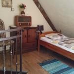 Apartament Stara Chata, pokój na piętrze